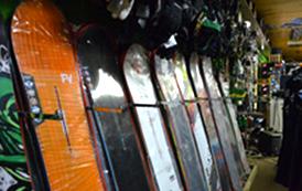 Snowboard and Ski Rentals